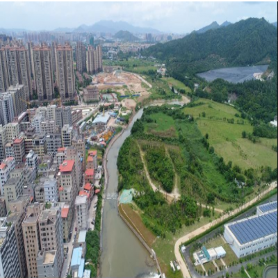 仅设计费即2.5亿!深圳三河一湖碧道工程设计正国际招标
